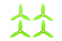 HQ Durable Prop Propeller New 3X4X3 aus Poly Carbonate in grün je 2CW+2CCW