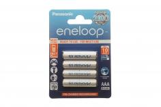 Eneloop Akku Micro AAA NiMH mit 750mAh 1,2Volt im 4er Pack