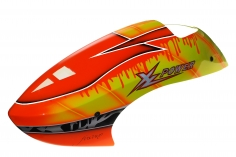 Fusuno Drip Airbrush Fiberglass Haube für XLPower 700