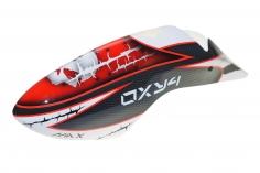 Fusuno Masky Design Airbrush fiberglas Kabinenhaube für OXY4 MAX