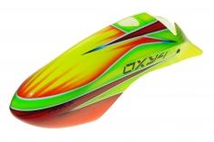 Fusuno Rocket Design Airbrush fiberglas Kabinenhaube für OXY4 MAX