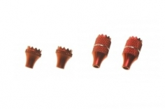 FrSky Taranis X-LITE Knüppelgriffe in rot