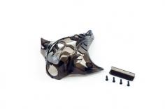 Happymodel Haube / Canopy in schwarz für Mobula7 Whoop 75mm 2S