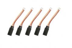 Beastx Nano JR Buchse zu JST Micro 50mm Kabel