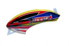 Align Kabinenhaube gelb/rot/blau für T-REX 450L Dominator
