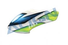 Align Kabinenhaube grün/weiß/blau für T-REX 470L Dominator