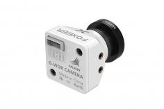 Foxeer FPV Kamera Falkor Mini 1200TVL 5-40Volt 1,8mm mit OSD 4:3 und 16:9 in weiß