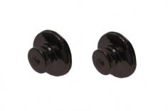 Hauben Schnellverschluss Oberteil Tenax in schwarz für GOBLIN 500, 570, 630, 700 und 770