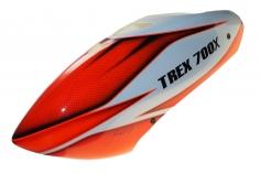 Fusuno Fisherman Design Airbrush fiberglas Kabinenhaube für T-REX 700X
