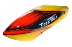 Fusuno Gourmet Airbrush fiberglas Haube für T-REX 700X