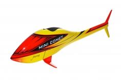 Fusuno Speedrumpf im Gourmet Design für SAB Goblin 280 Mini Comet