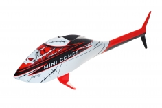 Fusuno Speedrumpf im Masky Design für SAB Goblin 280 Mini Comet