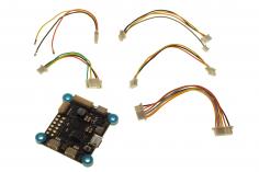 GoFly Ersatzteil Flugcontroller für 5 Zoll Fpv Racer Rahmen Scorpion
