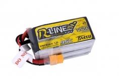 Tattu R-Line Akku 5S 1550mAh 95C mit XT60