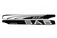 SAB THUNDERBOLT S 420mm CFK Hauptrotorblätter