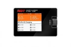 iSDT Ladegerät SMART CHARGER SC-608 mit 150 Watt, auch für HV LiPo´s