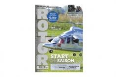 Rotor Fachmagazin für Modellhubschrauber Ausgabe 4 April 2019