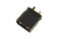 XT30 Stecker in schwarz