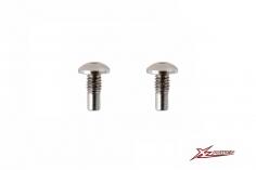 XLPower Ersatzteil Heckrotorsteuerhebel Schrauben M2,5x6mm für XLPower 520, 550 und 700