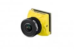 Caddx Ratel FPV Kamera 1200TVL 2,1mm in gelb