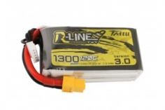 Tattu R-Line Akku Version 3.0 1300mAh 120C 4S1P