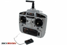 Fernsteuerung + Empfänger 2,4GHz Set