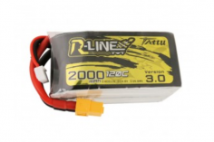 Tattu R-Line Akku Version 3.0 2000mAh 120C 4S1P
