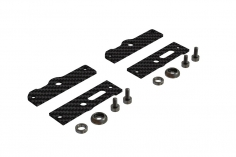 OXY Ersatzteil für das magnetisches Hauben Halterungsset in schwarz für OXY3, OXY4 und OXY4 MAX