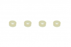 Nylon Abstandshalter 4 Stück M3x2mm