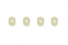 Nylon Abstandshalter 4 Stück M3x4mm