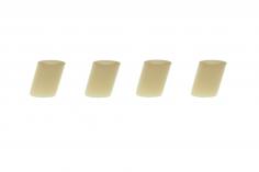Nylon Abstandshalter 4 Stück M3x5mm
