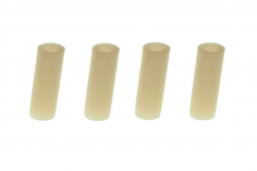 Nylon Abstandshalter 4 Stück M3x12mm