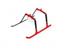 Rakonheli Landegestell Carbon in rot für Blade Nano S2