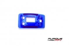 Furious FPV True-D X Ersatz Abdeckung in transparent blau für alle FatShark Dominator Videobrillen