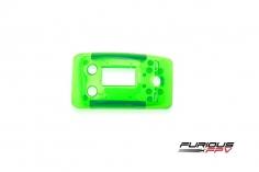 Furious FPV True-D X Ersatz Abdeckung in transparent grün für alle FatShark Dominator Videobrillen