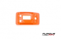 Furious FPV True-D X Ersatz Abdeckung in transparent orange für alle FatShark Dominator Videobrillen