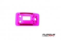 Furious FPV True-D X Ersatz Abdeckung in transparent pink für alle FatShark Dominator Videobrillen