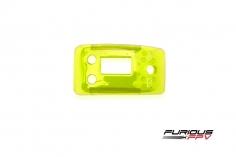Furious FPV True-D X Ersatz Abdeckung in transparent gelb für alle FatShark Dominator Videobrillen