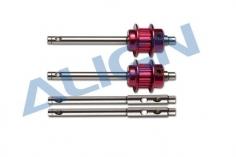 Align Heckrotorwelle für Riemenantrieb aus Metall für T-RE 470L