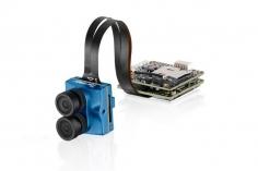 Caddx Tarsier 4K HD FPV Kamera 1200TVL 16:9 und 4:3 in blau