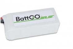 SLS Akku Battgo 16000mAh 6S1P 22,2V 20C/40C Multirotor