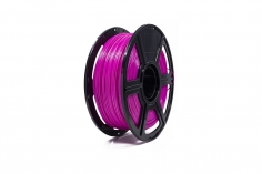 FlashForge Filament PETG (Polyethylenterephthalat glykolmodifiziert) in rose Ø1.75mm 1Kilo
