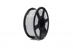 FlashForge Filament PETG (Polyethylenterephthalat glykolmodifiziert) in weiß Ø1.75mm 1Kilo