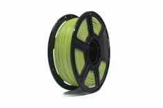 FlashForge Filament Pearl / Perlglanzeffekt (PLA, PHA und PBS Basis) in grün Ø1.75mm 1Kilo