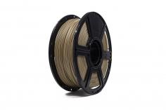 FlashForge Filament Holz (Holzfasern und Farbe)  in hell Ø1.75mm 0,5kg