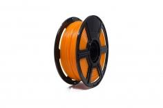 FlashForge Filament PLA (polylactic acid)  in orange Ø1.75mm 0,5kg