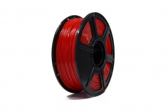 FlashForge Filament PLA (polylactic acid)  in rot Ø1.75mm 0,5kg