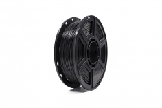 FlashForge Filament PLA (polylactic acid)  in schwarz Ø1.75mm 0,5kg