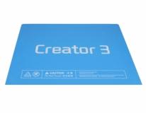 FlashForge Haftfläche / Bauoberfläche für Creator 3