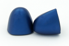 FrSky Taranis X-LITE Batteriefachdeckel für 18650 in blau
